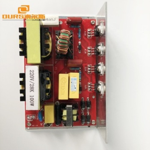 60w  frequency 28khz Ultrasonic PCB with 1 transducer hot sale