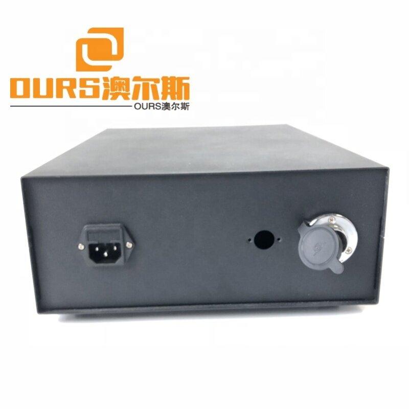 30k 300W Ultrasonic Power Supply Plastic Woven 220V Ultrasonic Welding Generator for Fabric Welding Cutting Machine