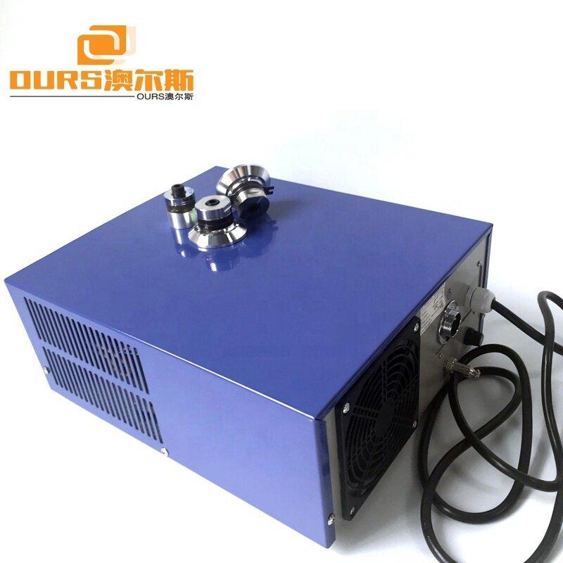 28KHz/40KHz/80KHz Custom Digital Ultrasonic Piezoelectric Vibration Cleaner Generator For Industrial Cleaning Machine