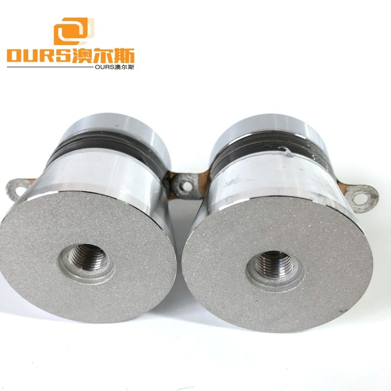 Piezoelectric Ceramic Rings 40KHz Piezo Ultrasonic Cleaning Transducer