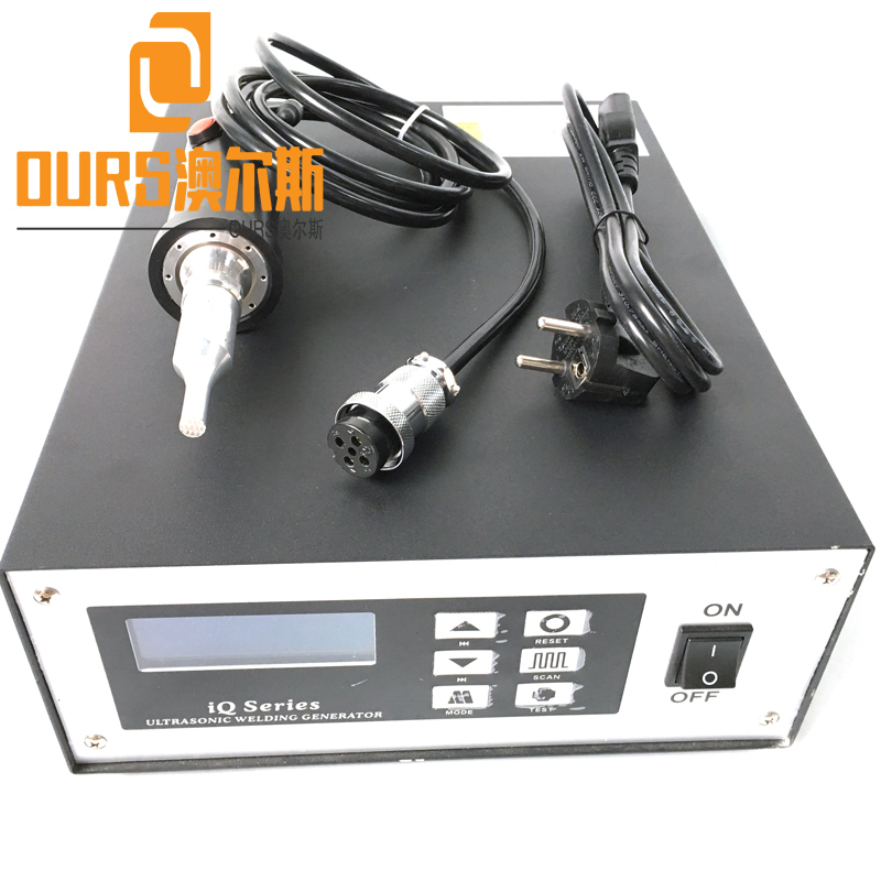 2020 Hot Sales 20k/28K/35K 800W Ultrasonic Spot Welding Generator for Face Mask