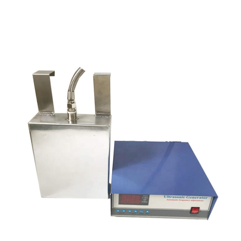 28khz ultrasonic cleaning equipment 2000watt  Ultrasonic  Immersible Transducer Pack with power supply