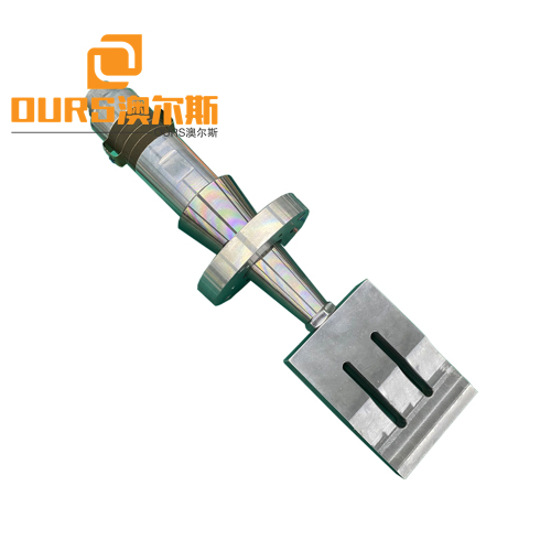 2000W ultrasonic welding generator transducer used for the mask welding machine to weld earloop