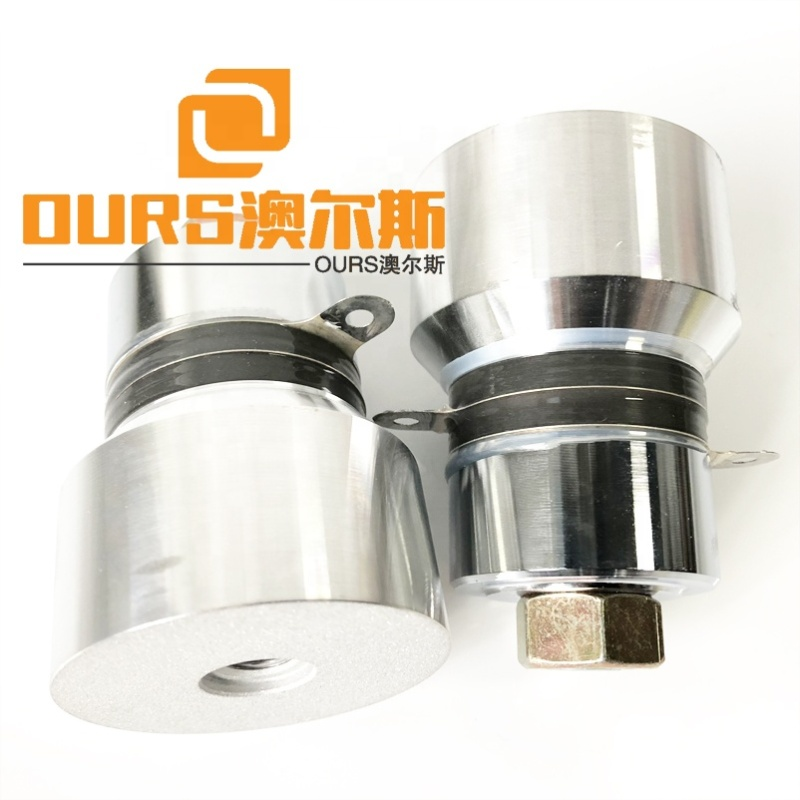 33/80/135khz/40W Multi Frequency Ultrasonic cleaning  transducer wholesale ultrasonic cleaner parts piezo ceramic