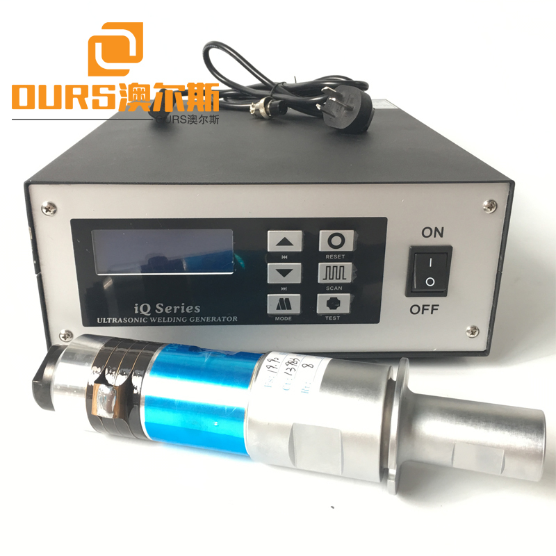 2000W Ultrasonic Welding Vibration Generator For 20khz Plastic Welding Power Supply