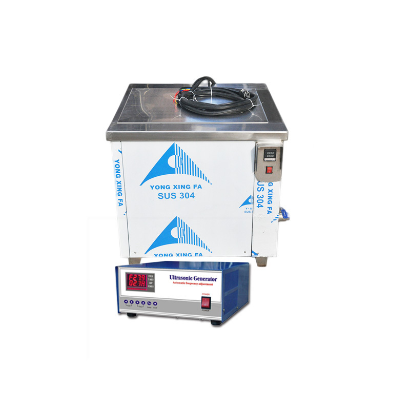 28khz ultrasonic industrial pipe cleaning 900Watt power ultrasonic cleaning machine