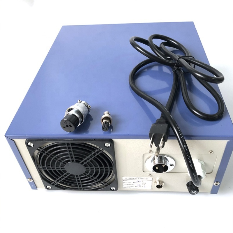 High Frequency Vibration Wave Cleaner Ultrasound Power Generator 1200W Strong Power Cleaning Ultrasonic Generator With CE