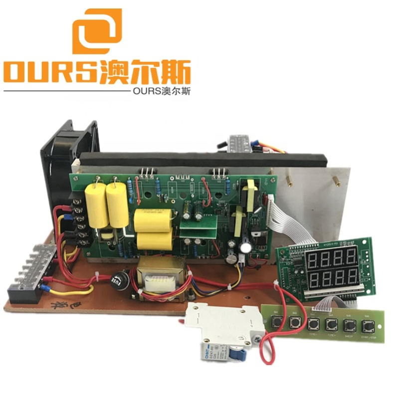 1100W High power ultrasonic Circuit board generator for cleaning machine 0khz,25khz,28khz,30khz,33khz,40khz