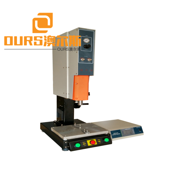 1000w -2000w Ultrasonic Booster Welding Machine Ultrasonic Non Woven Face Disposable Dust Folding Mask Making Machine