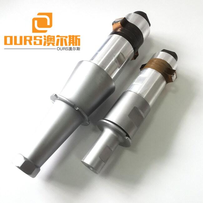 Ultrasonic Transducer 2600w Power Welding Transducer For 15khz Industry Ultrasonic Plastic Welding Machine Transducer