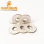 Piezoelectric Material PZT-4 Piezo Ceramic Ring 50*20*6mm for 20KHZ 2000W Vibration Sensor / Ultrasonic Parts