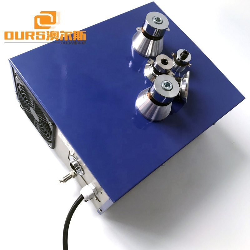 900W Ultrasonic Frequency Sweep Generator 20-40K High Quality Manufacturer Ultrasonic Cleaning Generator