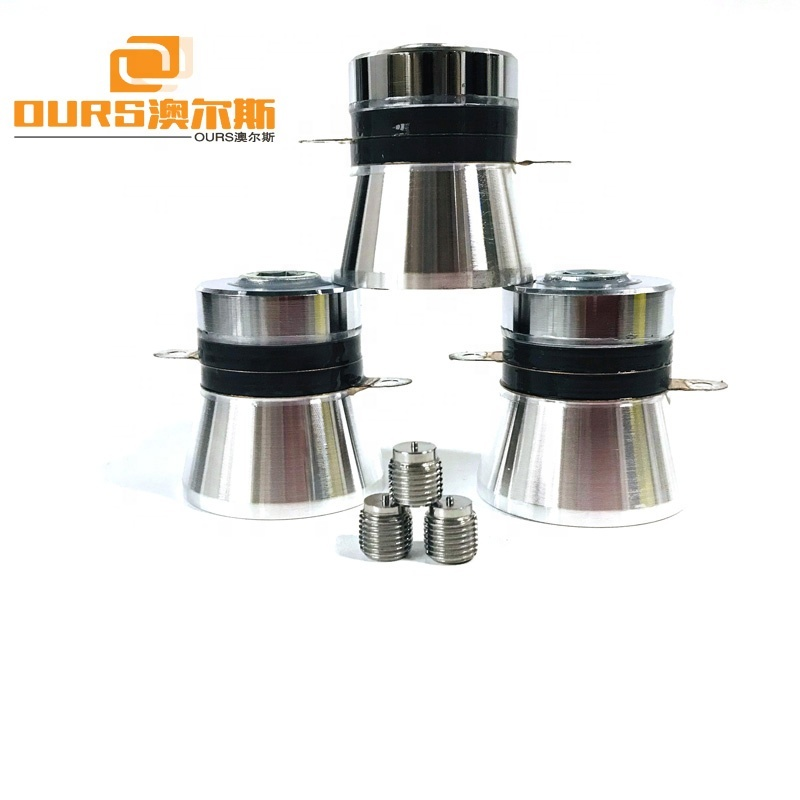 50W 40KHz Piezoelectric Ultrasonic Cleaning Transducer PZT Ultrasonic Vibration Transducer