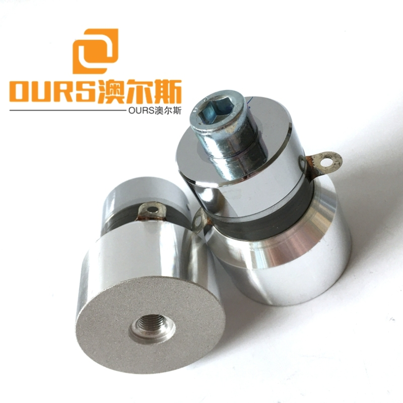 68KHZ 60W High Frequency Ultrasonic Transducer Power Output For Cleaning Precision Parts