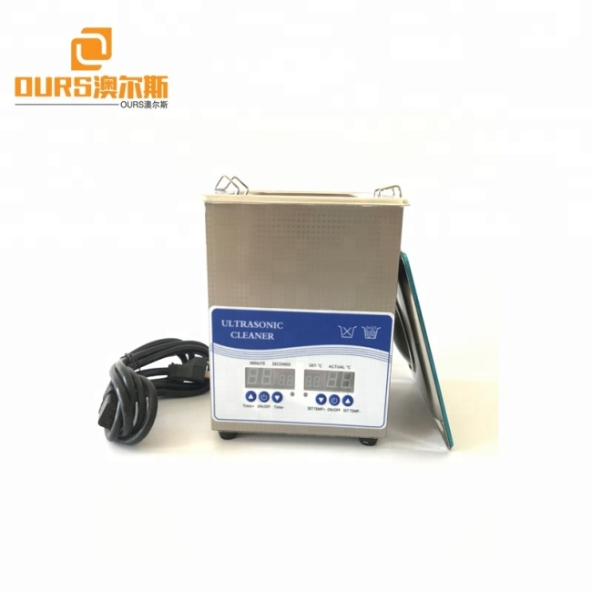 High performance and portable 220v airbrush medical watch dental mini jewelry mini Ultrasonic Cleaner