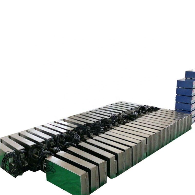 2400W High Vibration Underwater Ultrasonic Transducer 28KHz Or 40KHz Ultrasonic Immersible Cleaner Kit