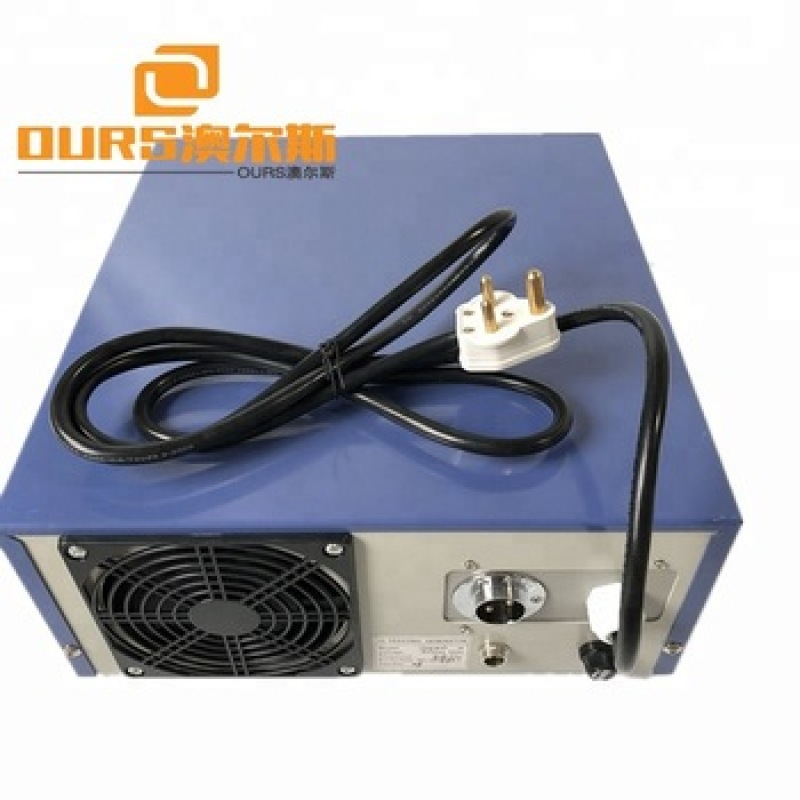 1000w Digital High Frequency Ultrasonic Sound Generator from 50khz to 200khz for cleaning machine
