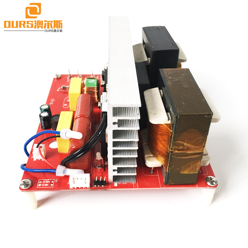 28khz/40khz Ultrasonic PCB generator for industry cleaning and household cleaning 600W