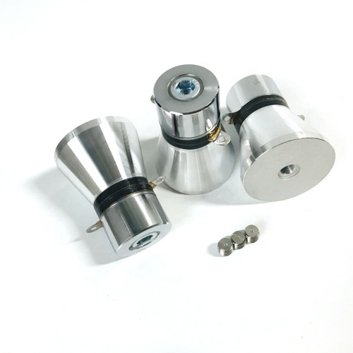 25KHz 60W PZT-4 Piezoelectric Ultrasonic Cleaning Transducer /Oscillator / Sensor / Vibrator / Converter