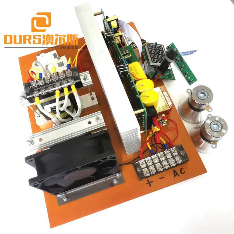 28khz 3000W Ultrasonic Generator PCB For Cleaning of Fuel Meter