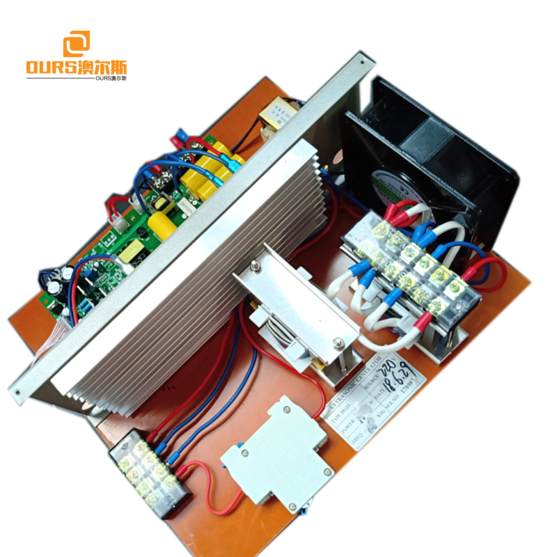 1500W Ultrasonic generator PCB cleaning generator ,Ultrasonic frequency and current adjustable