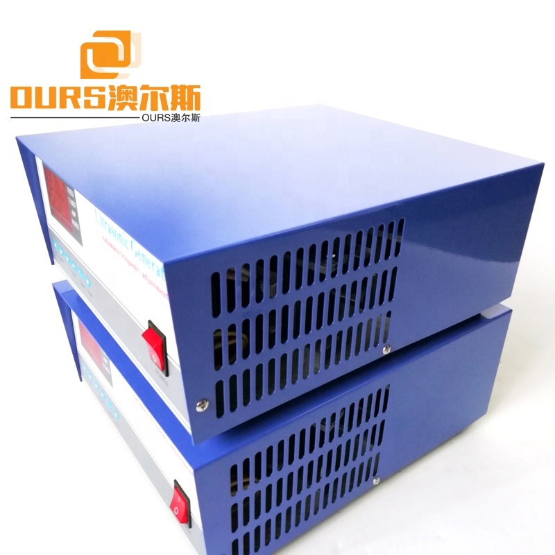 Best Quality Ultrasonic Cleaning Transducer Driver Power Supply,Digital Ultrasonic Cleaning Generator 28/40K