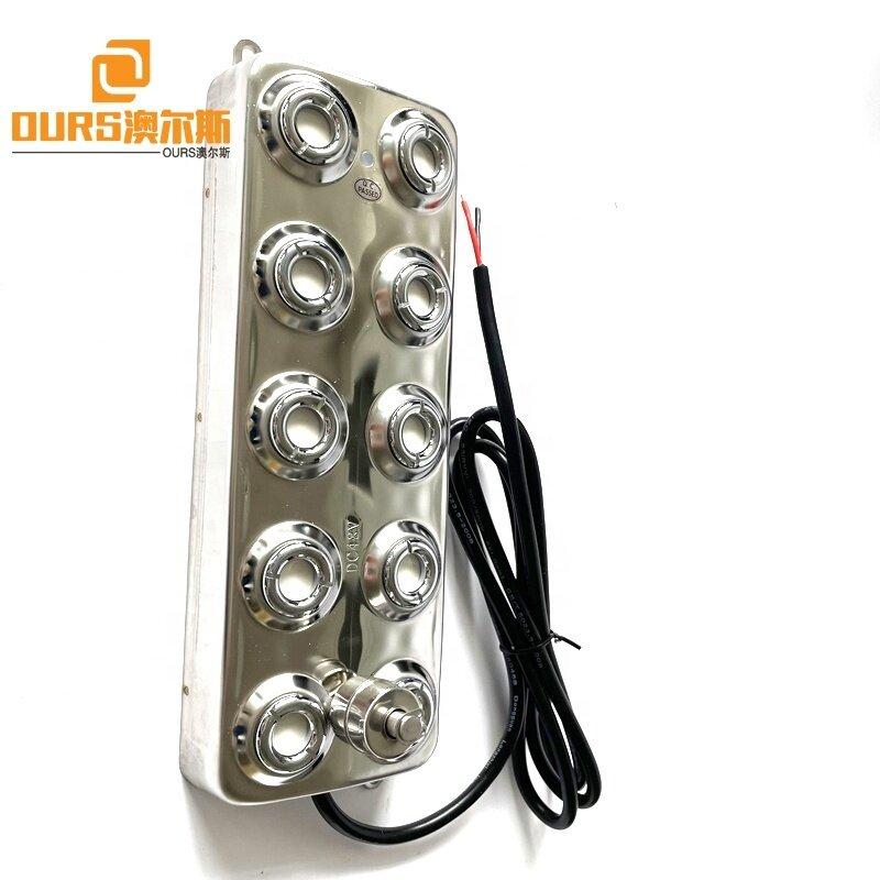 10 Head Ultrasonic Mist Maker Fogger Humidifier Transducer 48V+ 1PCS Power supply 110V/220V
