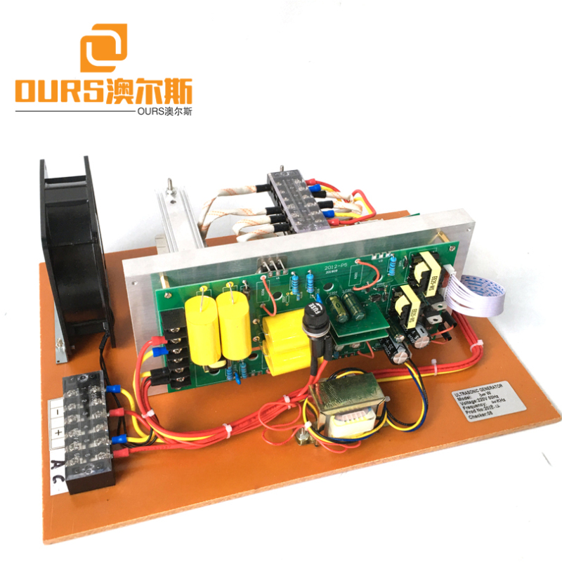 20KHZ/25KHZ/28KHZ/40KHZ  900W ultrasonic cleaning generator circuit For Ultrasonic Frequency Cleaning