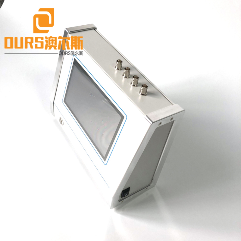 LCD Touch Screen Ultrasonic Impedance Analyzer For Test Ultrasonic Equipment