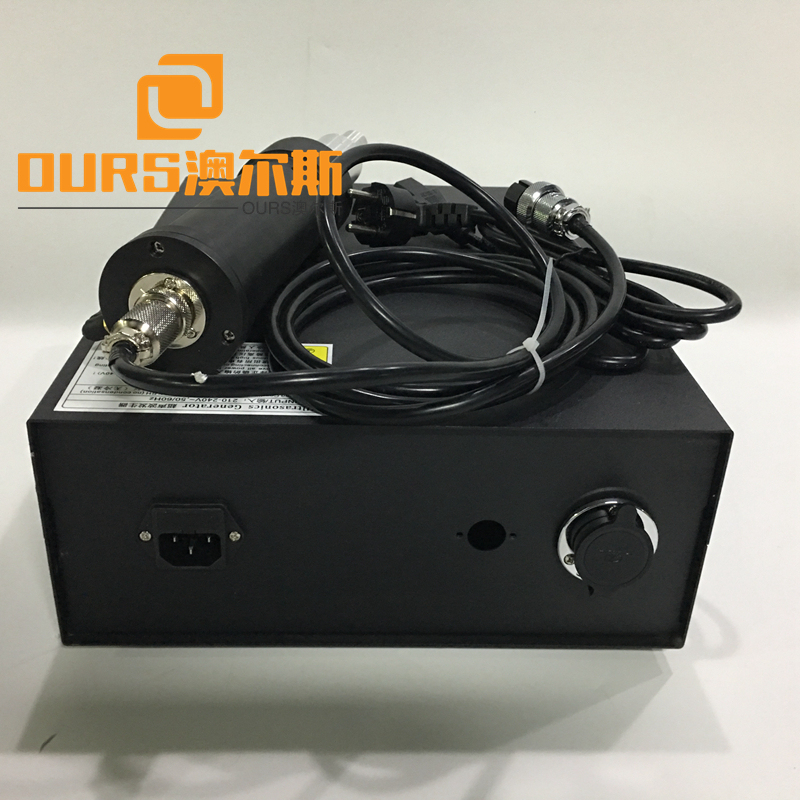 2000W 20khz ultrasonic spot welder generator and transducer for welding