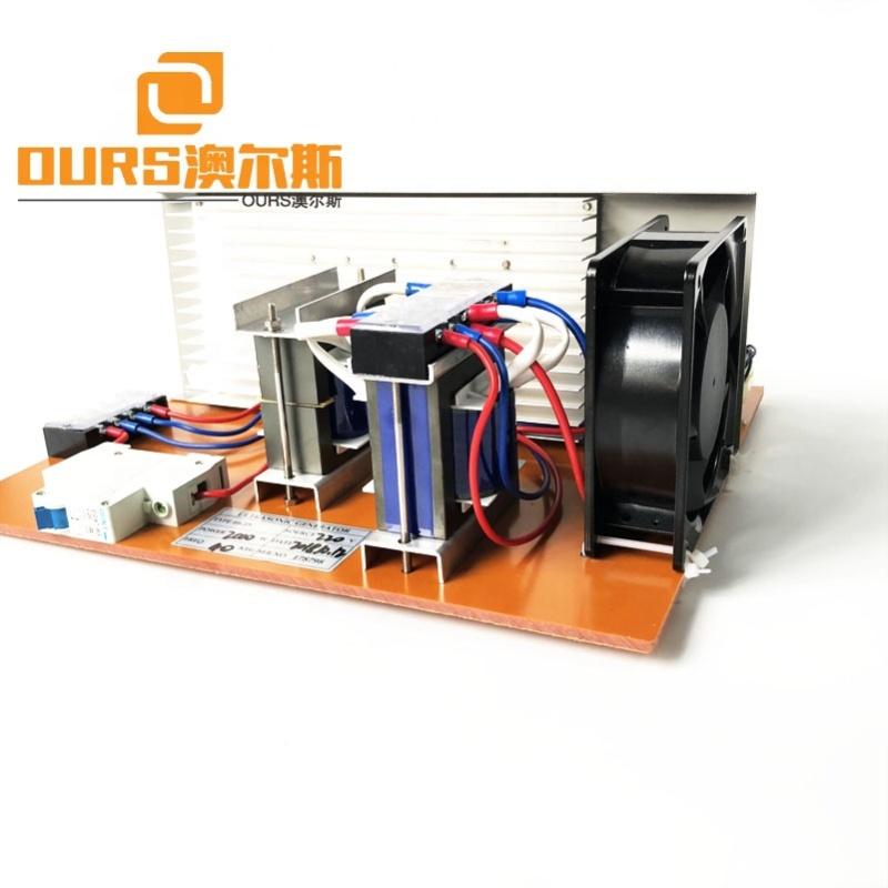 600W Ultrasonic Generator PCB Ultrasonic Cleaner parts manufacturer supply made in china