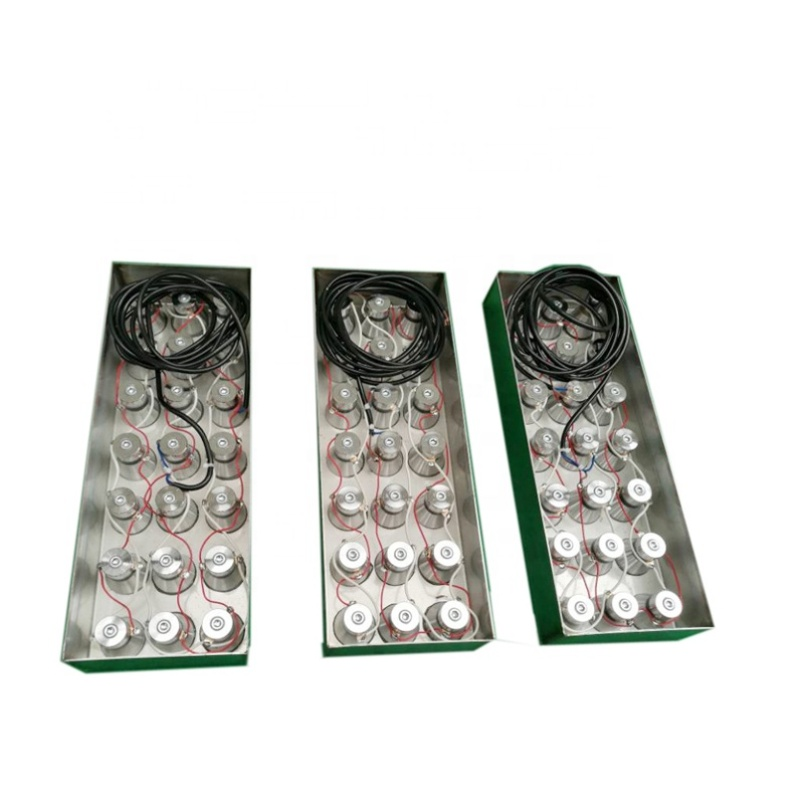 1000W 40/120KHz Ultrasonic Immersible Underwater Transducers Pack For Industrial Cleaning