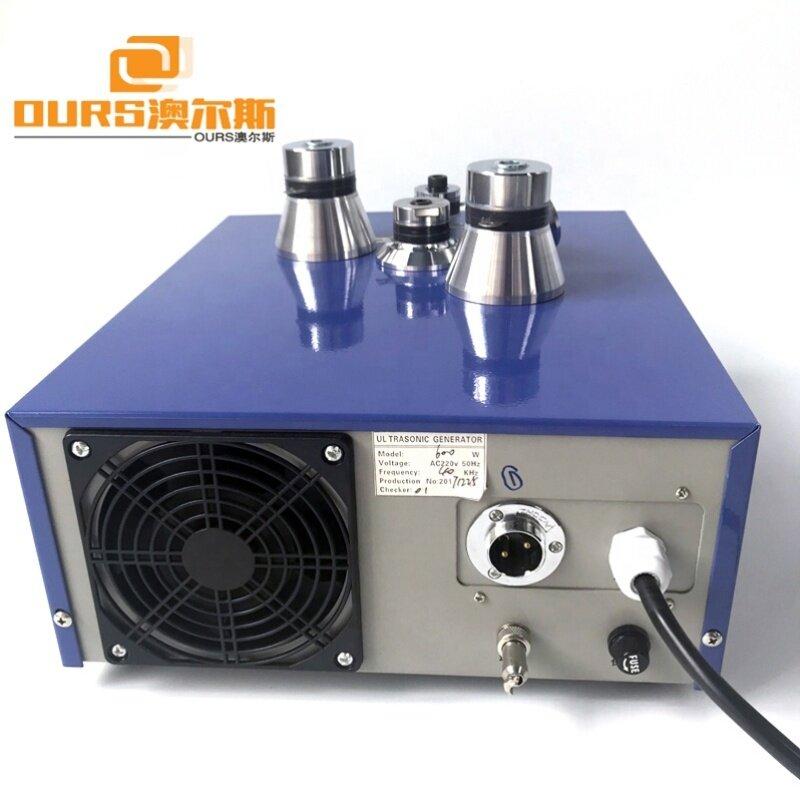 28KHz/40KHz/80KHz/100KHz Multi Frequency Ultrasonic Cleaner generator for industry cleaning