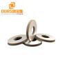 50X20X5mm PZT8 Ring Piezo Ceramic For Ultrasonic Welding Machine