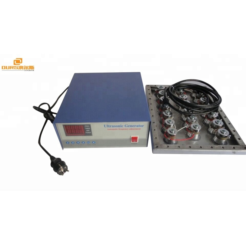 25KHZ1200W Ultrasonic vibration generator