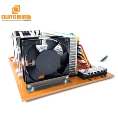 Without Lid 600W-2400W Ultrasonic Cleaning Equipment Generator PCB Power And Frequency 25K To 40K Adjustable
