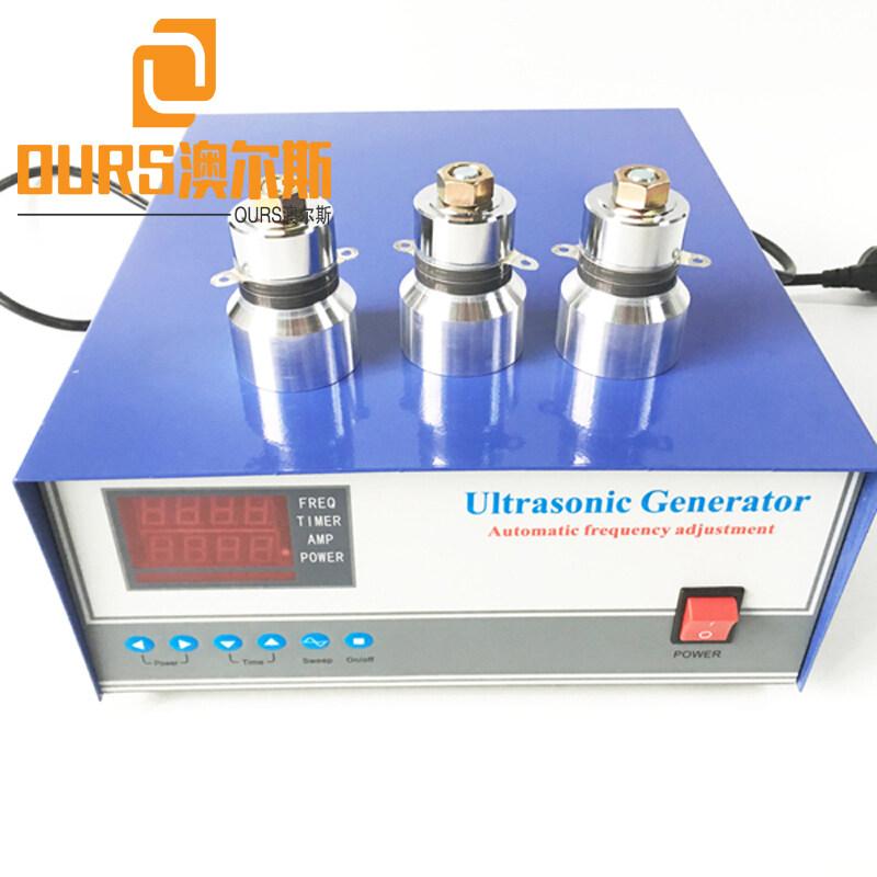 25KHZ/45KHZ/80KHZ Multi Frequency Ultrasonic Generator Power Control Box For Ultrasonic Washer