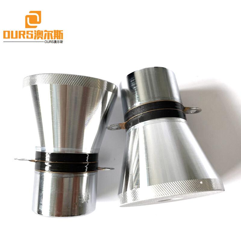 25KHZ Korean Market Use Ultrasonic Cleaning Transducer 60W Vibration Power Industrial Ultrasonic Dishwasher Oscillator