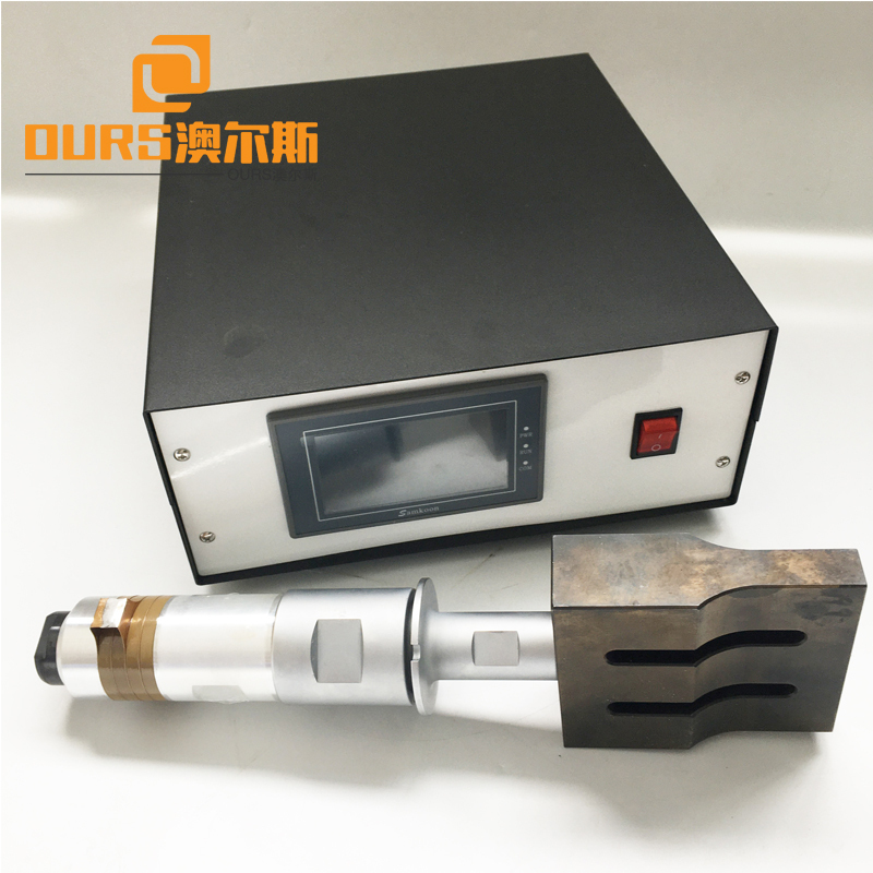 20KHZ Ultrasonic Spot Mask Nonwoven Welding Generator and Transducer With Booster