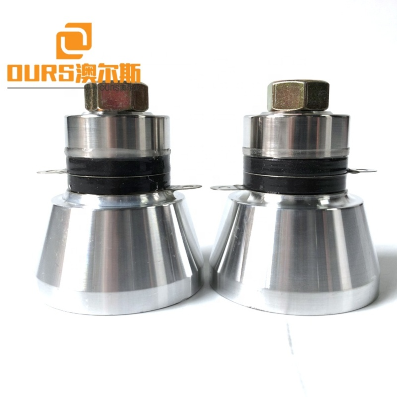 Wholesale Cleaning Tank Using Ultrasound Vibration Transducer/Sensor 28K For Metal Parts Cleaner 50W Pulse Wave Radiator