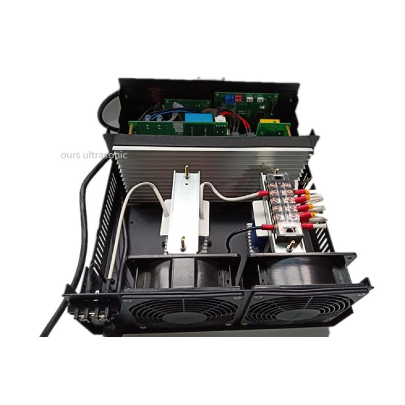 Multi Frequency 1200W ultrasonic generator,28khz/40/80khz Ultrasonic Signal Generator
