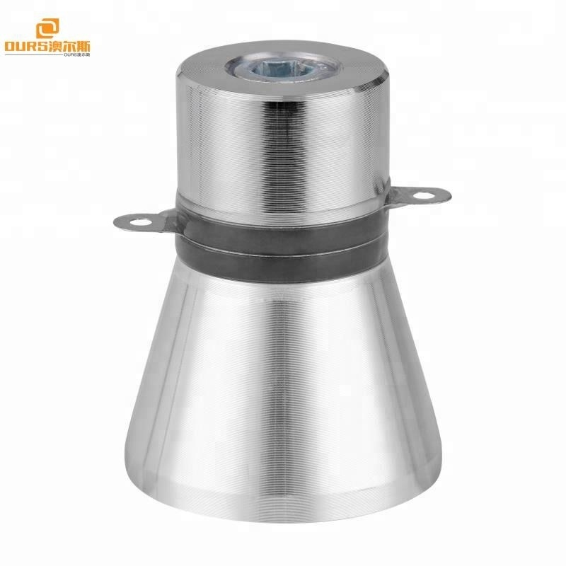 25khz/60W Ultrasonic Cleaning Transducer pzt-4,Waterproof corrosion resistant ultrasonic cleaner transducer
