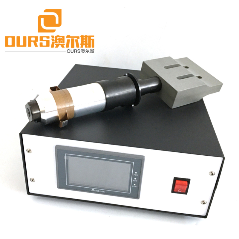 Factory direct 20KHZ 2000W Face Mask Welding Machine Ultrasonic Generator And Transducer And Horn