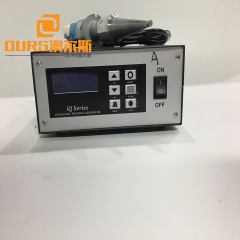 Welding Machine to weld stubs of ultrasonic transducer 1800w ultrasonic welding machine
