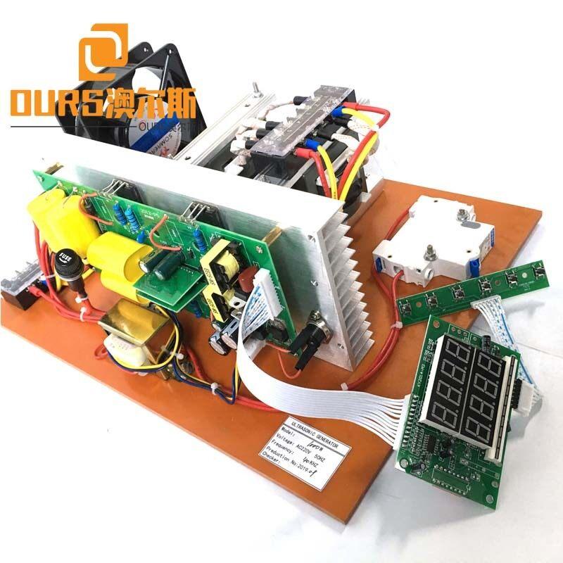 28KHZ 1000W Circuit  Drive Ultrasonic Transducers For Washing  Aluminium Parts