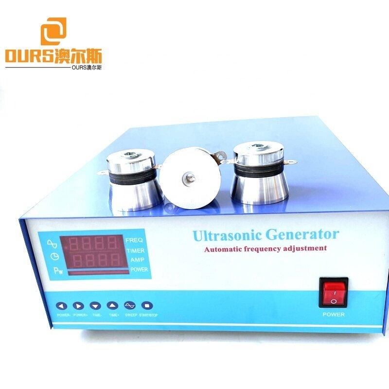 2800Watt High Power Ultrasonic Digital Cleaning Generator As Waterproof Transducer Vibration Pack Driving Power