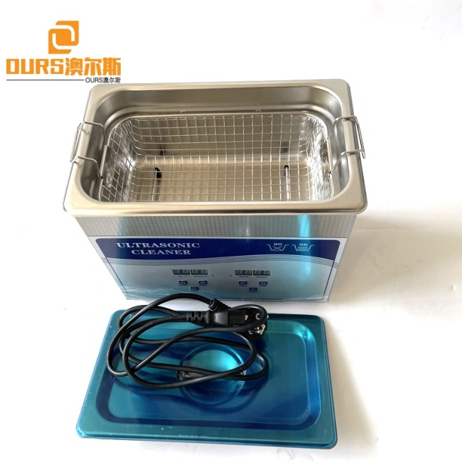 Ultrasonic Cleaning Tank 120W 3.2Liter With Heater Ultrasonic Electric Parts/Dish Washer