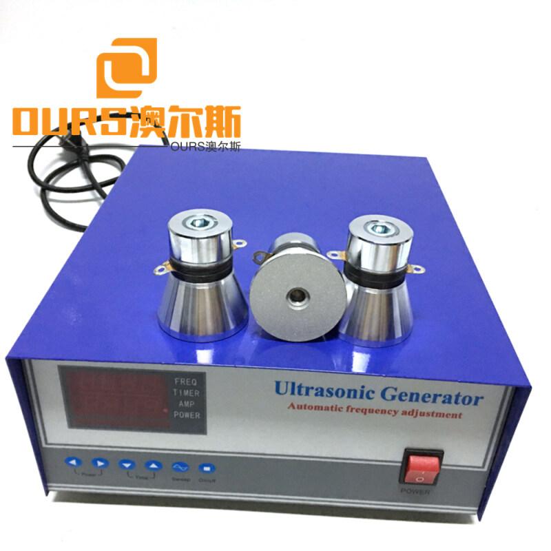 1800w 28khz Ultrasonic transducer Tank generator