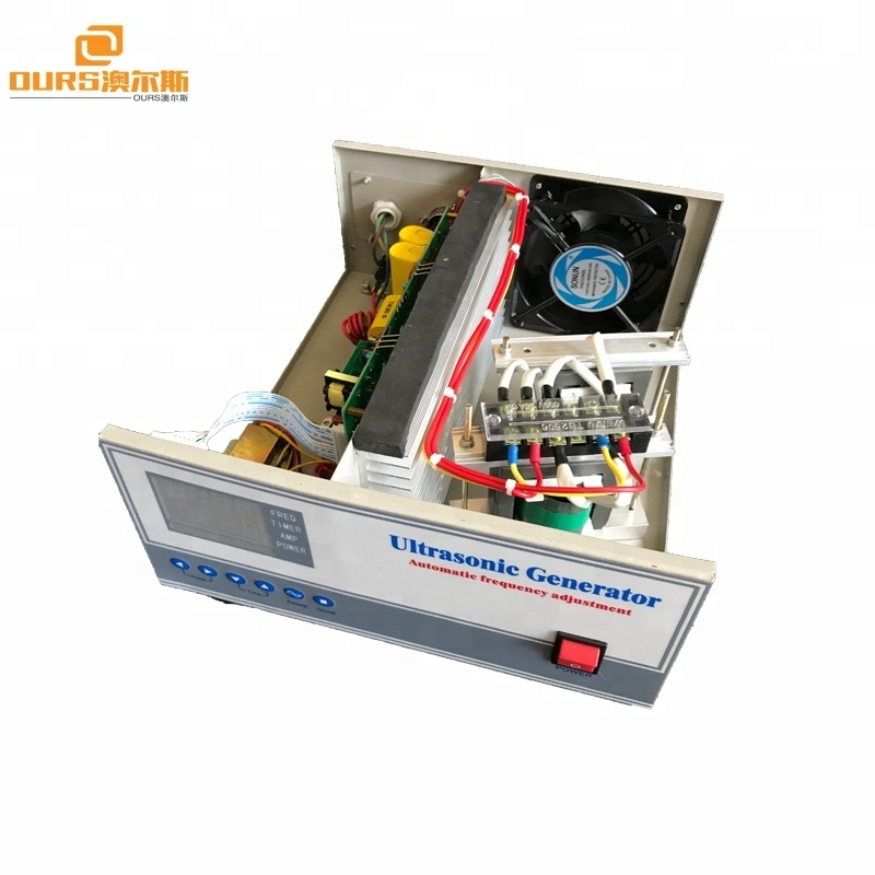 Frequency adjustable Ultrasonic Cleaning Generator Supplies Intelligent Controlled 300W
