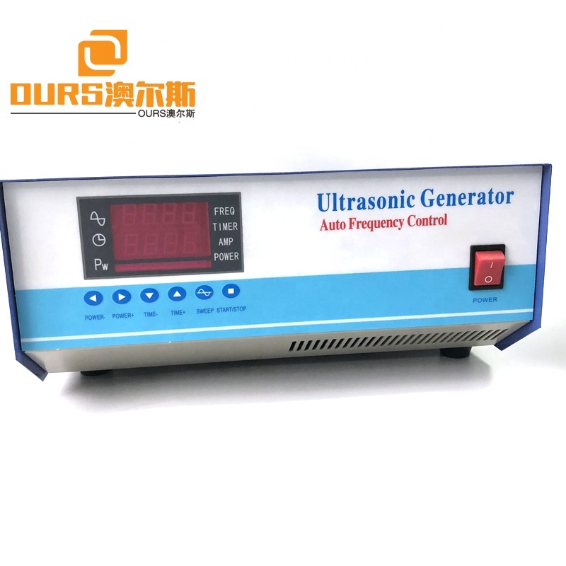 Best Price And Quality Washer Tank Ultrasonic Generator Ultrasound Washing Generator 40K/70K/100K/170K As Transducer Bath Power